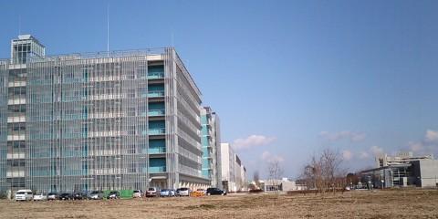 東大柏の葉キャンパス,新領域環境棟