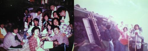 1981_30年前の富士山山小屋