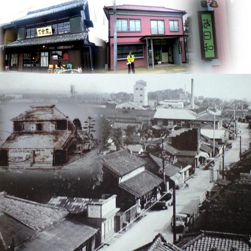 流山本町歴史街道