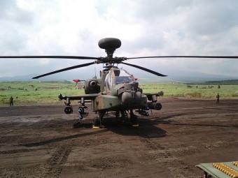 AH-64D アパッチ