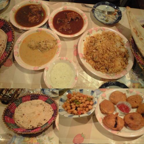 パキスタン料理アルヌール(ディナー)