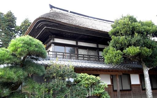 上曽宿(綿引家)