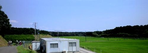 里山と谷津田のポタリング