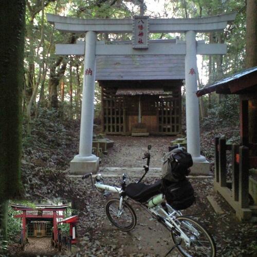 平塚八幡神社(白井市)
