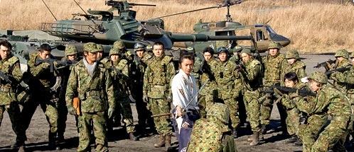 戦国自衛隊関ヶ原の戦い