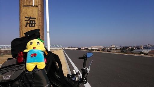 江戸川CR海から25km.JPG