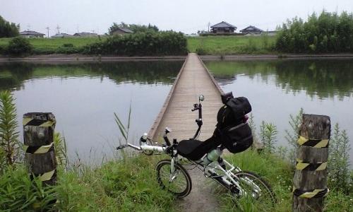 沈下橋(小目沼橋)
