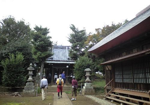 白井市富塚の鳥見神社04