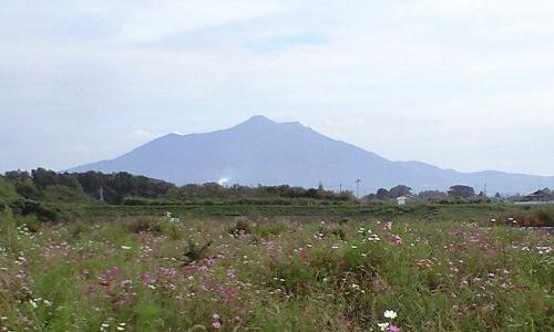 筑波三峰(坊主山・男体山・女体山)祝橋付近