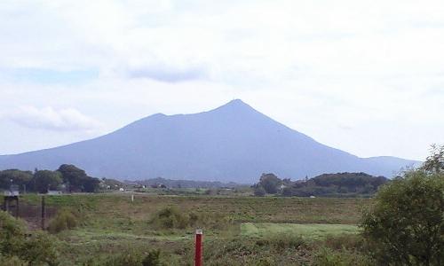 筑波二峰(坊主山・男体山)小貝川50km付近