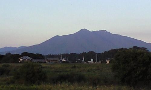 筑波山10(小貝川40km)