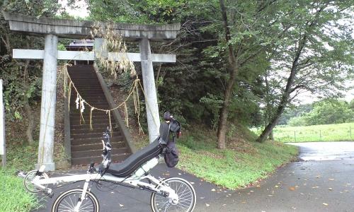 阿夫利神社(つくばみらい市)