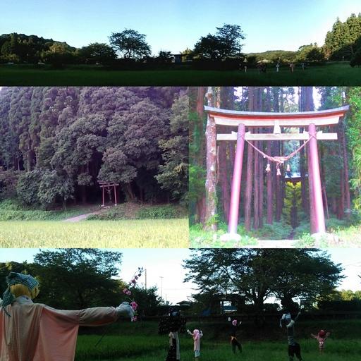 飯給駅と白山神社.jpg