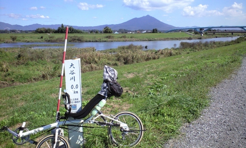黒子橋と大谷川