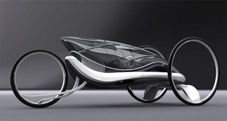 近未来(次世代型)自転車