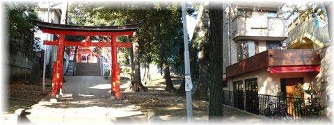 熊野神社とメチェナーテ
