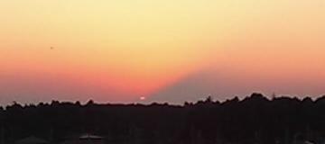 おおたかの森に沈む夕日05