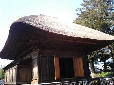 竜禅寺三仏堂
