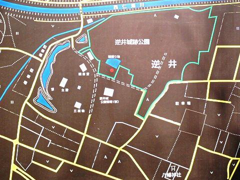 坂東市:逆井城02
