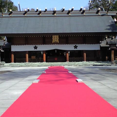 野田市桜台の櫻木神社