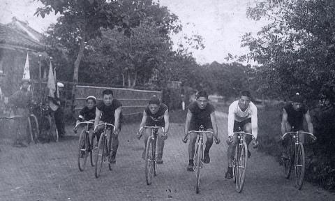 大正時代のロードレース
