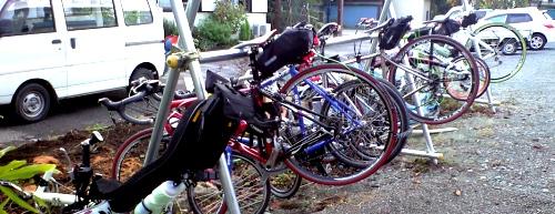 サイクルラック