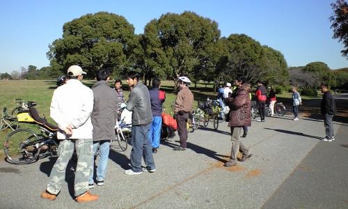 リカンベント試乗会03