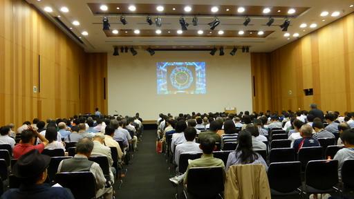 数物連携宇宙研究の一般講演.JPG