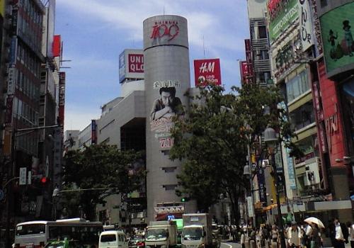 渋谷109(2012年)