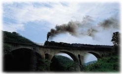 銀河鉄道999のルーツとなった鉄橋