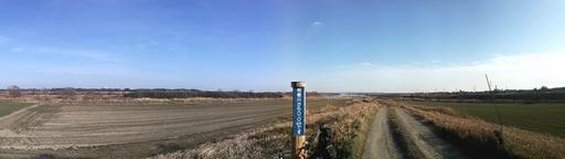 鬼怒川0.0km