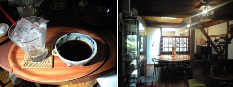 カフェ&ギャラリーのアンティグア