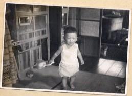 昭和34年の家屋